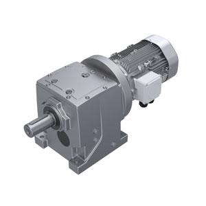 موتور گیربکس هلیکال شافت مستقیم PGR