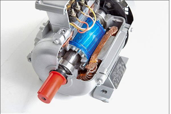 انواع موتور های آسنکرون